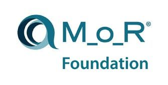 Management Of Risk Foundation (M_o_R) 2 Days Training in Amsterdam