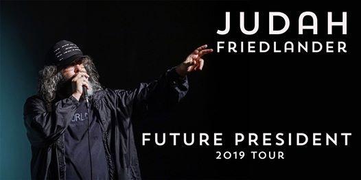 Judah Friedlander 2 shows 1 night