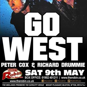 The Robin presents Go West 35th Anniversary debut album