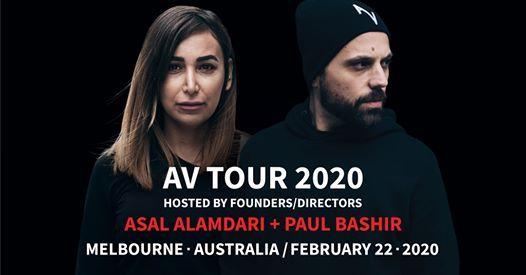 AV Tour 2020 Melbourne
