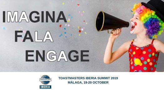 Toastmasters Iberia Summit 2019