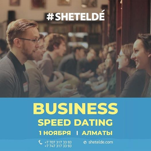 Almaty Speed Dating