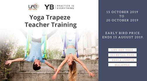 Yoga Trapeze Teacher Training