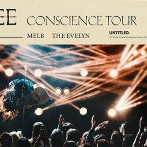 Jacob Lee - Conscience Tour - Melbourne
