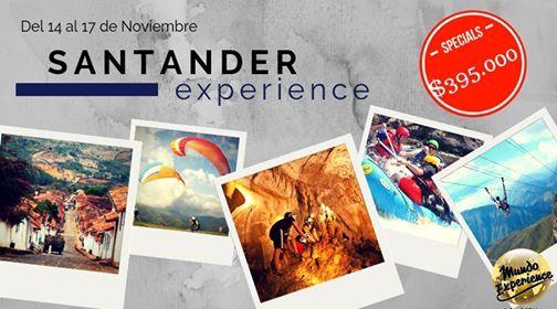Santander Experience