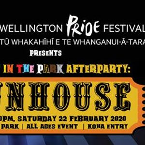 The Out In The Park afterparty - Funhouse