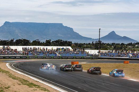 Rallycross i Cape Town 2019