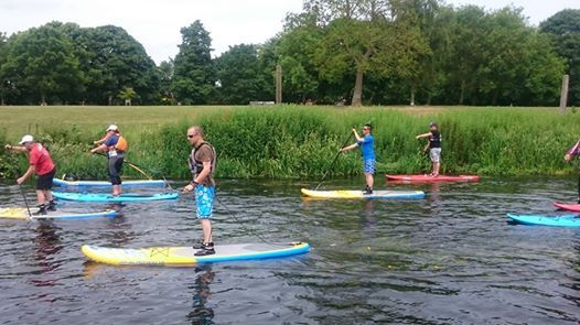 Coach Award Stand Up Paddleboard (Sheltered Water)