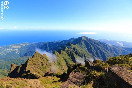 Mt. Guiting-guiting (Traverse via Olango Trail)