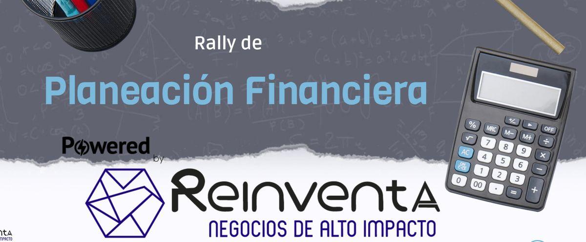 Taller Rally de Planeacin Financiera para Emprendedoras (PreAceleracin)