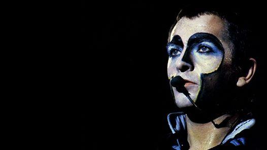 Peter Gabriel Undercoversessie