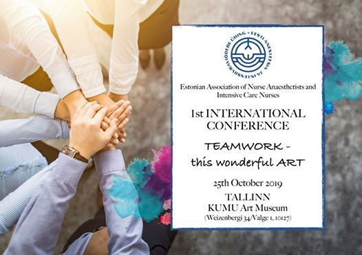 1st International Conference Teamwork - this wonderful ART