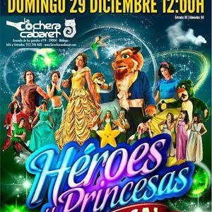 Hroes y Princesas