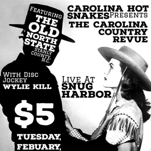Carolina Country Revue w The Old North State