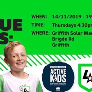 Griffith League Stars