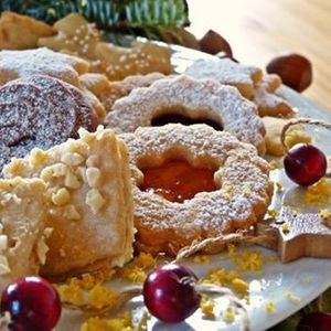Holiday Cookies & Wine Pairing
