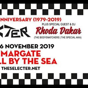 The Selecter 40th Anniversary Tour  Margate