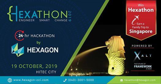 Hexathon Hyderabad 2019