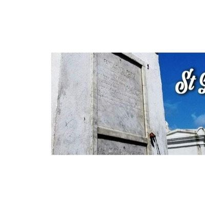 St. Louis Cemetery 1 Traditions Tour (2019-12-08 starts at 1000 AM)