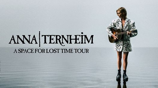 Anna Ternheim - A Space For Lost Time Tour Herbst 2019  Leipzig