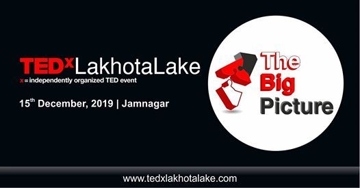 TEDxLakhotaLake 2019 The Big Picture