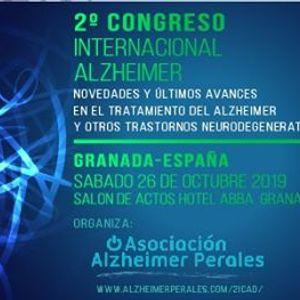 Congreso Granada Alzheimer y otros trastornos Neurodegenerativos