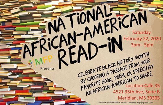 National African-American Read-In