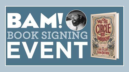 Sean Dietrich Book Signing