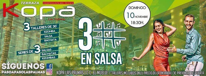 3 En Salsa En Kopa Las Palmas Las Palmas De Gran Canaria