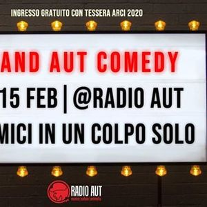 Stand-AUT Comedy 3 comici in un colpo solo