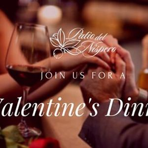 In the Name of Love  Valentines Dinner
