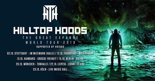 Hilltop Hoods  The Great Expanse World Tour 2019  Leipzig