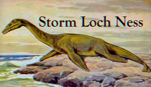 Storm Loch Ness They Cant Hide Nessie From Us Forever