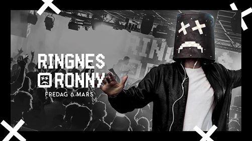 Ringnes-Ronny - Live fredag 6 mars