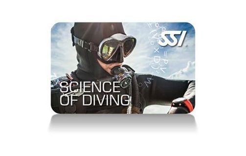 SSI Specialty Science of Diving