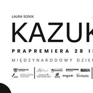 KAZUKO-Prapremiera- Ba dla dzieci od wieku przedszkolnego