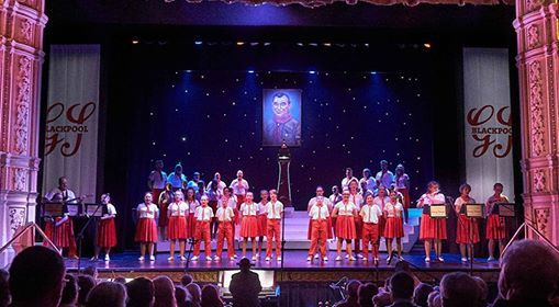 Blackpool Scout Gang Show