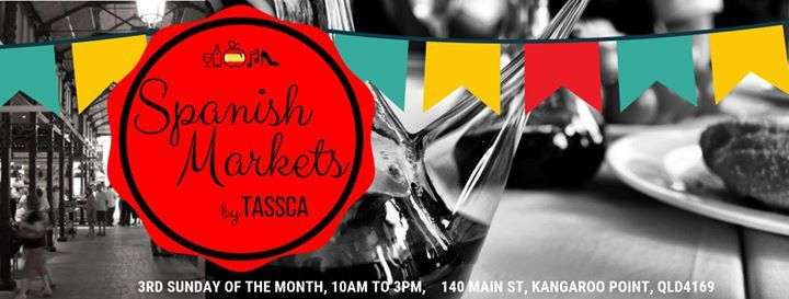 Our first Spanish Market by Tassca