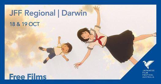 Japanese Film Festival Regional in Darwin