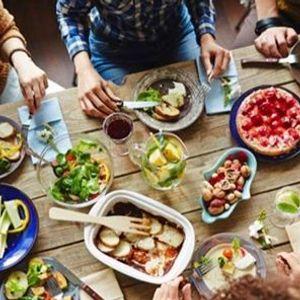 Community Vegetarian Potluck