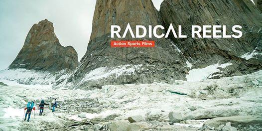 Radical Reels Tour - Village Crown 29 Oct 2019 645pm