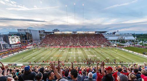 Redblacks vs Alouettes - Bishops University Alumni Event