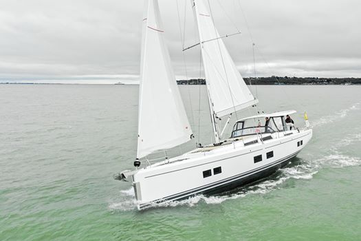 PowerSail - Day sail yacht cruise (19 Oct)