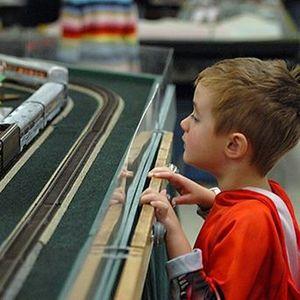 42nd Annual Gaithersburg Railroad-Steamship-Transportation Artifact Show an