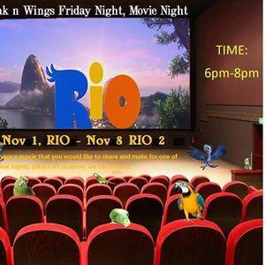 Movie Night - Rio