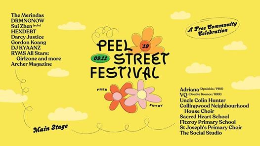 Peel Street Festival 2019