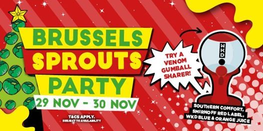 Brussels Sprouts Party
