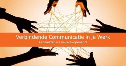 Verbindende Communicatie in je werk
