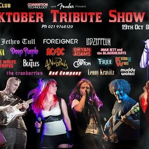 Classic ROCK Tribute Show - Rocktober 19th