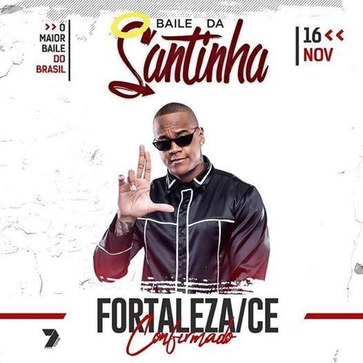 Baile da Santinha - FortalezaCe
